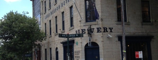 Lord Nelson Brewery Hotel is one of Sydney, NSW.