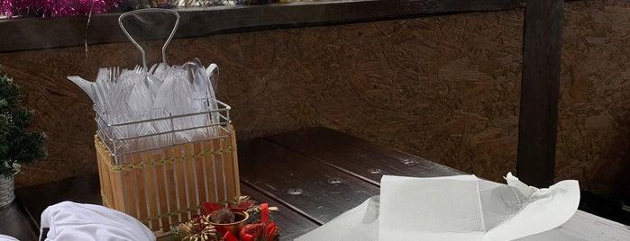 Roza Ozero Café is one of Роза Хутор.