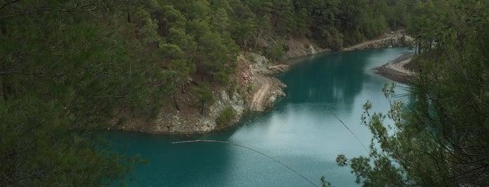 Alakır Vadisi is one of Antalya.