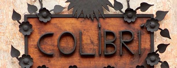 Colibri is one of Antigua.