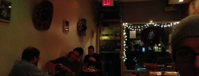 Ponche Taqueria & Cantina is one of NYC - Hell's Kitchen / Chelsea / Meatpacking.