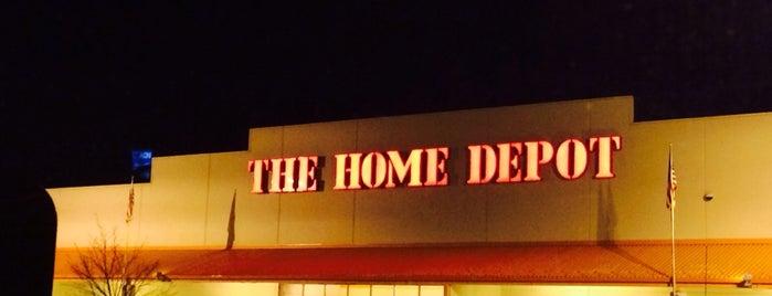 The Home Depot is one of Orte, die Nicodemus gefallen.
