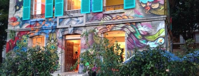 Le Pavillon des Canaux is one of Paris.