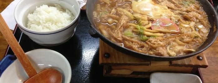 手打うどん 五城 is one of うどん・そば.