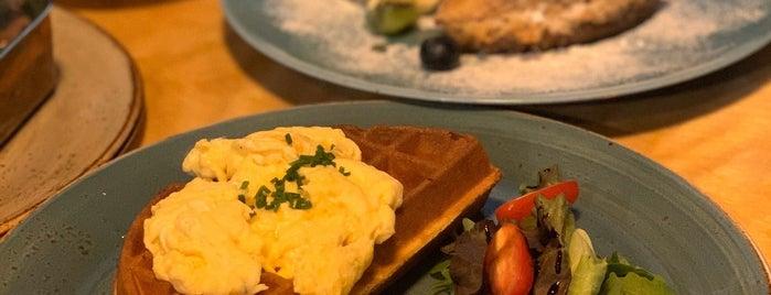 Coffee & Waffles is one of Prague.