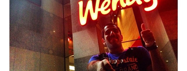 Wendy's is one of Lieux qui ont plu à Hiroshi ♛.