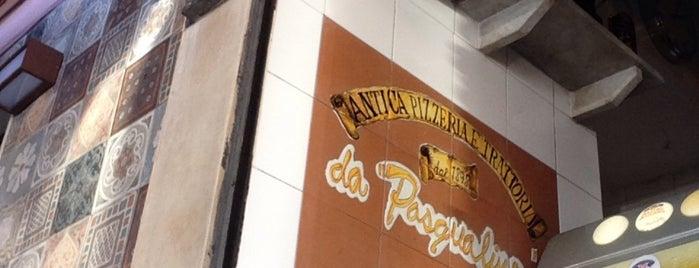 Pizzeria Pasqualino is one of Orte, die Didemmm gefallen.