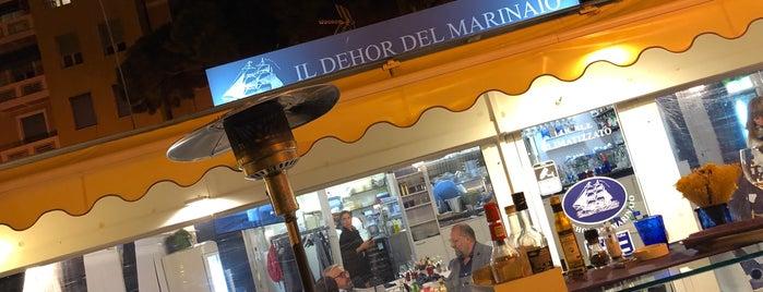 il dehor del marinaio is one of Posti che sono piaciuti a Herbie.