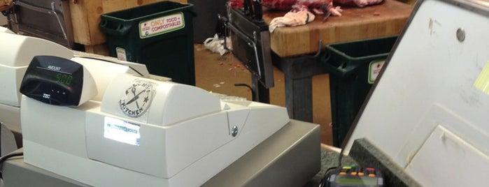 Long's Meat Market is one of Locais salvos de Rachel.