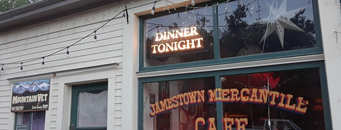 Jamestown Mercantile Cafe is one of Boulder.