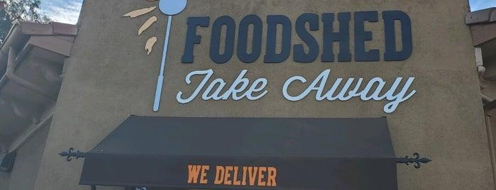 Foodshed Take Away is one of Guy'un Beğendiği Mekanlar.