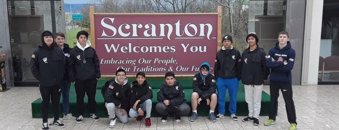 Scranton, PA is one of Wyoming Valley.