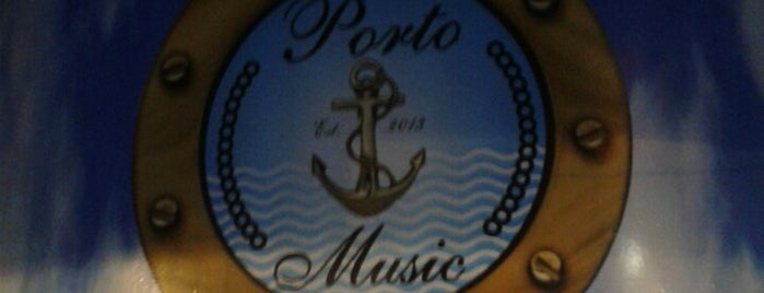 Porto Music is one of Orte, die Ricielle gefallen.