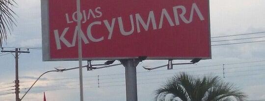 Lojas Kacyumara - Matriz is one of Viagens.