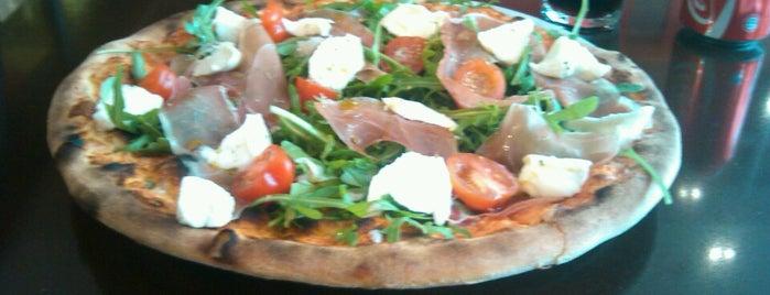 La Porchetta is one of Glutenfree pizza London.