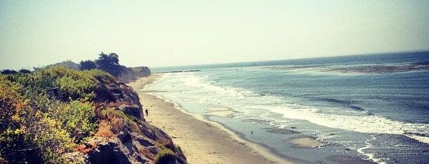 Isla Vista Beach is one of Central Coast.