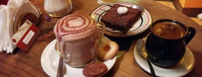 Kariva Cafe is one of สถานที่ที่บันทึกไว้ของ Brisia.