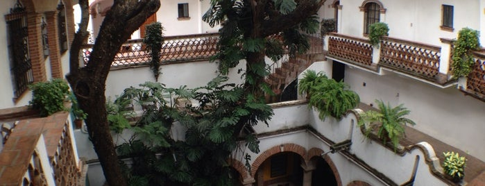 Hotel Los Arcos is one of Taxco.
