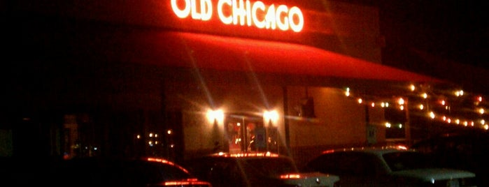 Old Chicago is one of Check these places out .