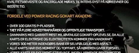 Power Racing Gokart Akademi is one of Locais curtidos por René.