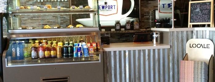 Newport Coffee Company is one of CA.
