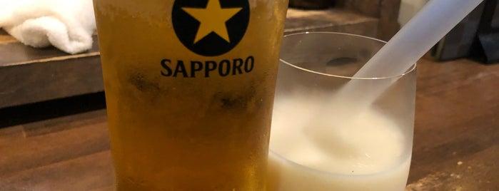 酒商 熊澤 is one of to do.