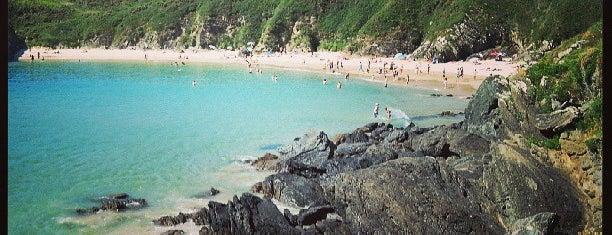 Praia de Pantín is one of To do's Viveiro.