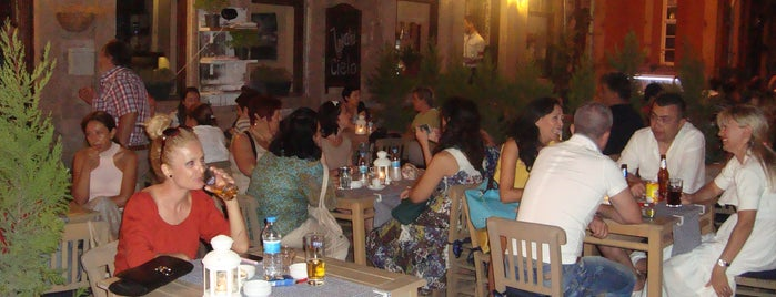 Cielo Bistro Bar is one of Ayvalık.