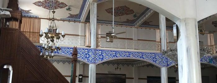 Osmaniye İncirli Camii is one of ÜSKÜDAR_İSTANBUL.