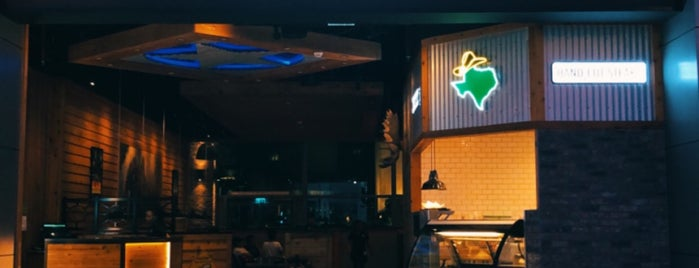 Texas Roadhouse is one of Bahrain.