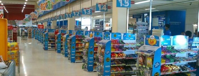 Mateus Supermercados is one of Posti che sono piaciuti a Guilherme.