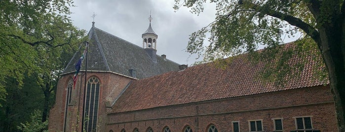 Museum Klooster Ter Apel is one of Museums that accept museum card.