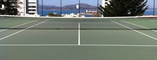 Alice Marble Tennis Courts is one of San Francisco | New to Town.