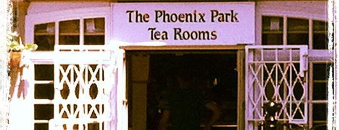 Phoenix Park Tea Rooms is one of Dublin.