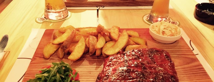 Rib'z | Grill & Booze is one of Belgrade.