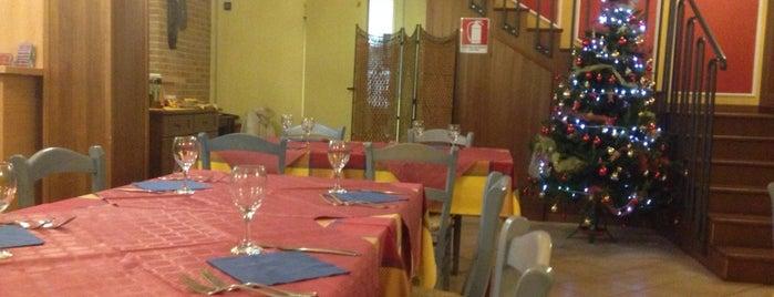 Osteria Della Contesa is one of ristoranti.
