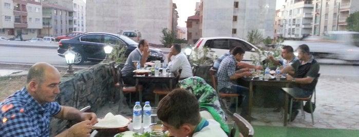 Veysel Usta Oltu Cağ Kebabı is one of Yemek.