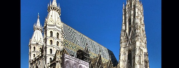 Catedral de San Esteban is one of Vienna by Fotostrasse.