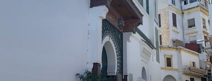 Grande Mosquée is one of Posti che sono piaciuti a Carl.