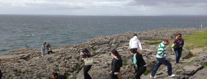 Doolin Cliff is one of (Northern) Ireland.
