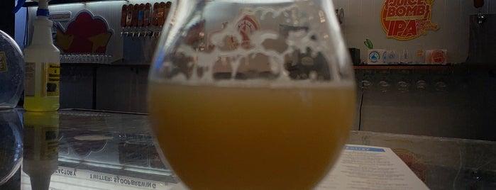 Sloop Brewing Co. is one of Upstate.