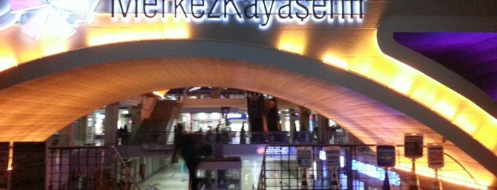 Merkez Kayaşehir is one of AVM.
