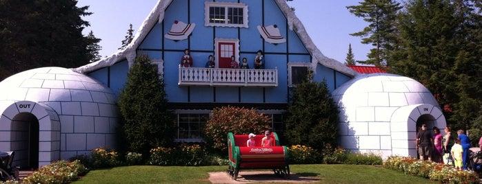 Santa's Village is one of Americas.