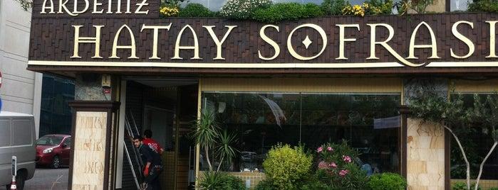 Akdeniz Hatay Sofrası is one of Istanbul.