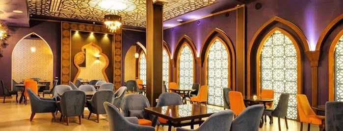 Ahoon Restaurant & Hookah Lounge (كافه رستوران آهون) is one of Hookah.