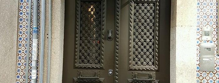 Casa do Conto is one of Porto.