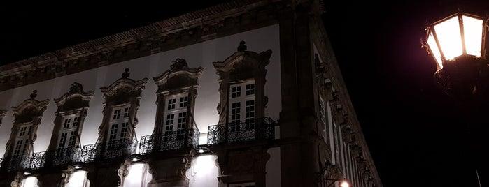 Paço Episcopal is one of Pretty Porto 🇵🇹😎.