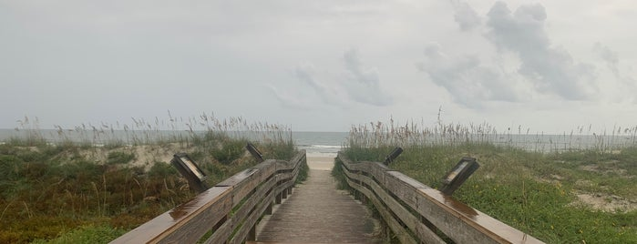 Crescent Beach Park is one of St Augustine Florida.