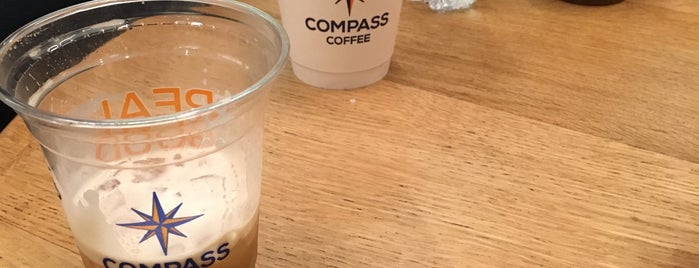 Compass Coffee is one of Orte, die kas gefallen.