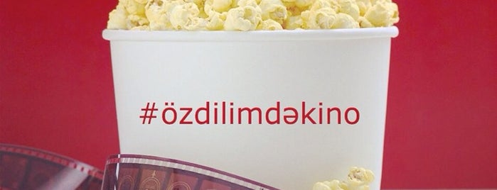 Park Cinema is one of สถานที่ที่ Orkhan ถูกใจ.